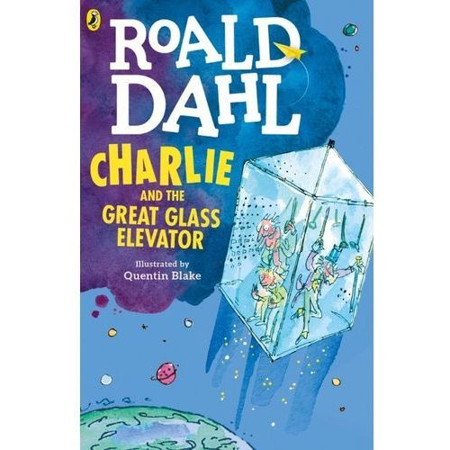 Charlie and the Great Glass Elevator (198 str.)