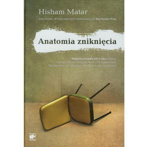 Anatomia zniknięcia (164 str.)