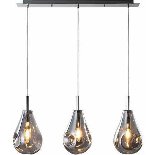 drops 99289/93 lampa wisząca zwis 3x25w e14 dymiona marki Brilliant