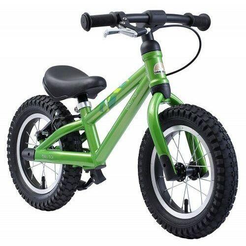 """Bikestar Rowerek biegowy mtb 12"""" bike star germany zielony"""