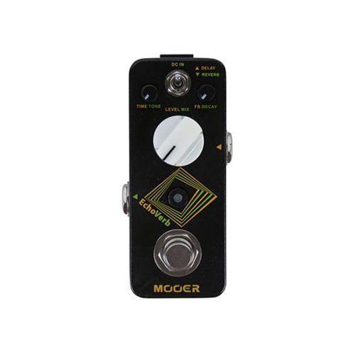 echoverb, digital delay & reverb efekt gitarowy marki Mooer