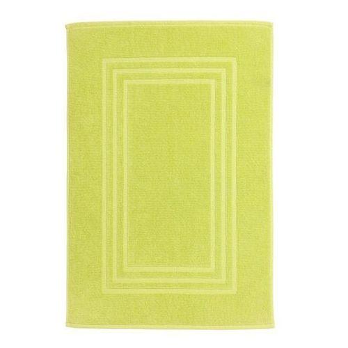 Dywanik łazienkowy Cooke&Lewis Palmi 50 x 80 cm zielony (3663602965282)