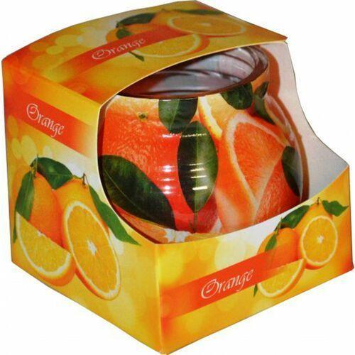 Świeca zapachowa w szklance powlekanej Miral Orange (5904378969356)
