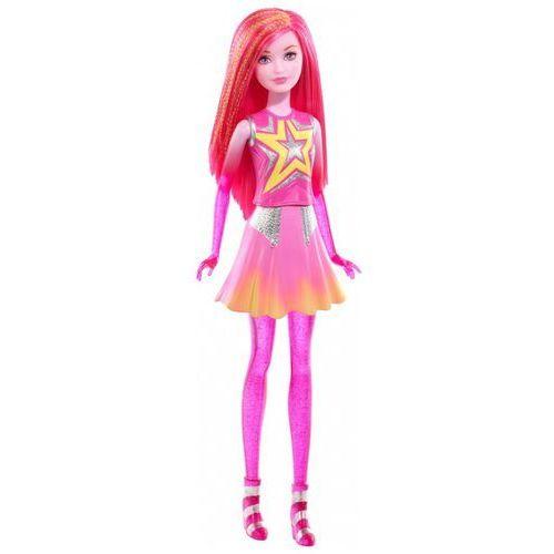 Lalka  gwiezdne przyjaciółki gwiezdna przygoda marki Barbie