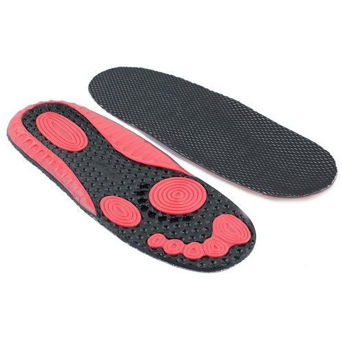Miękkie żelowe wkładki amortyzujące stopę