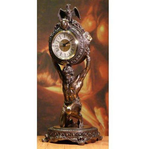 Zegar z atlasem marki Veronese