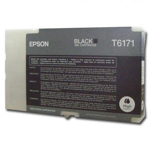 Epson oryginalny ink C13T617100, black, 100ml, high capacity, Epson B500, B500DN, kup u jednego z partnerów