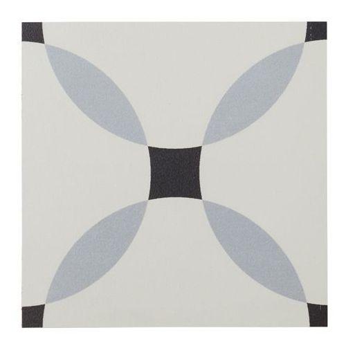 Gres Hydrolic Design 5 Colours 20 x 20 cm callison b&w 1 m2 (3663602677697)