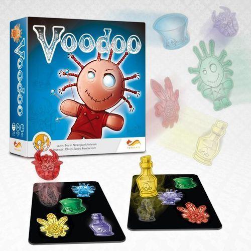 Foxgames , gra towarzyska voodoo