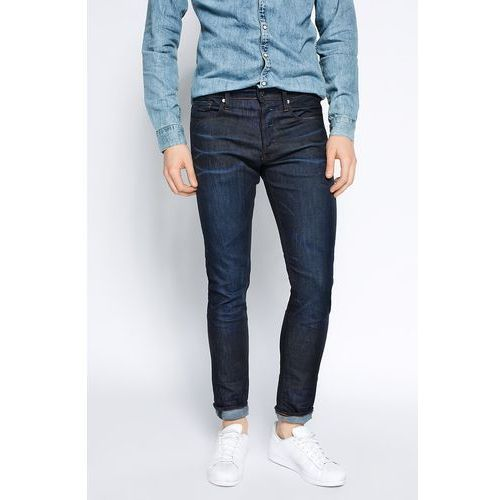 G-Star Raw - Jeansy 3301 Tapered