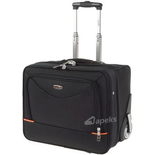 Dielle 411m mała walizka kabinowa / pilotka / laptop 17''