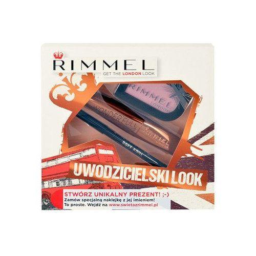 Rimmel london  wonder full mascara kit 15,7ml w zestaw kosmetyków 001 black