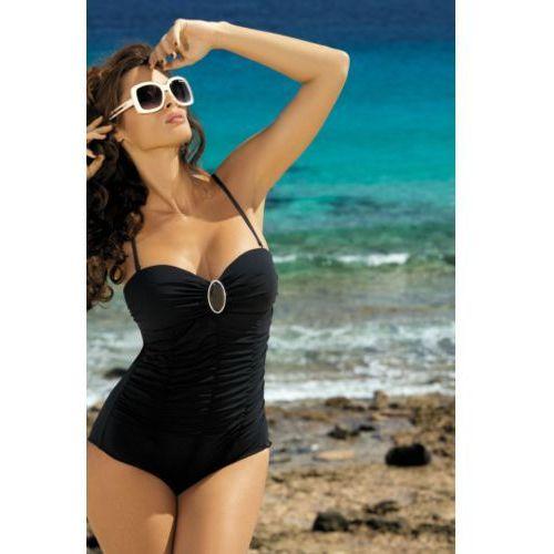 Kostium kąpielowy Melanie Nero M-203 Czarny (69), kolor czarny