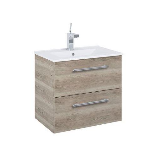 Szafka łazienkowa z umywalką Nina ELITA (5907546849542)