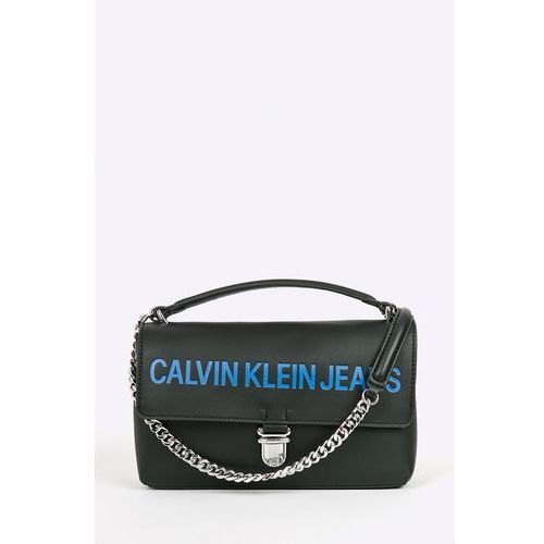 Calvin Klein - Torebka Sculpted Flap