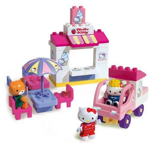UNICO Hello Kitty Zestaw klocków - Cukiernia 43 szt. - BEZPŁATNY ODBIÓR: WROCŁAW!