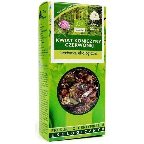 Herbatka kwiat koniczyny czerwonej bio 25 g - dary natury marki Dary natury - herbatki bio