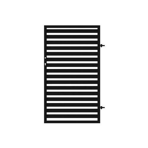 Furtka ogrodzeniowa nerosystem 90 cm prawa marki Metalkas