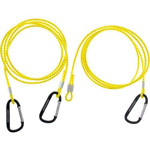 Swimrunners Hook-Cord 3 meter żółty 2018 Akcesoria do Swimrun (5713805130036)