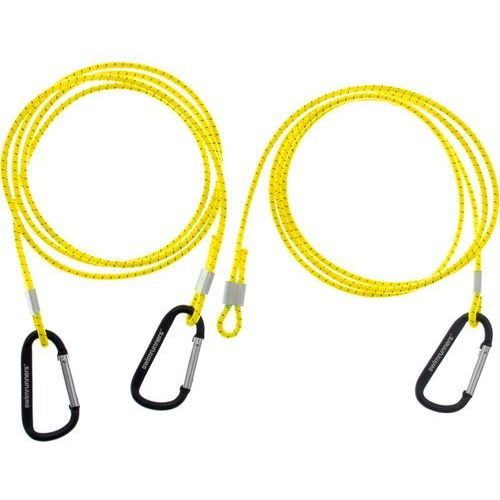 Swimrunners hook-cord 3 meter żółty 2018 akcesoria pływackie i treningowe