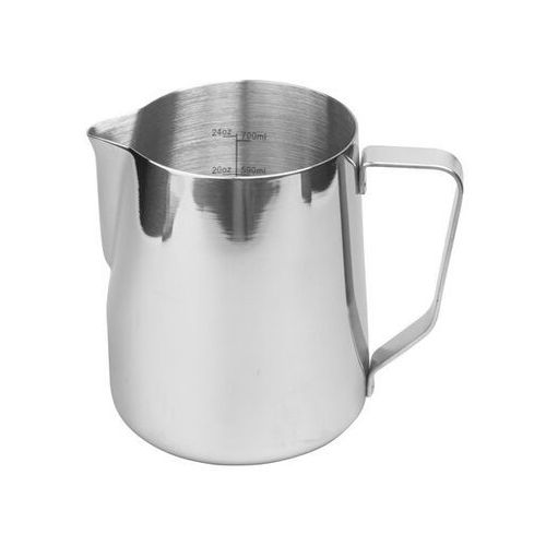 stainless steel pro pitcher - dzbanek srebrny 950 ml marki Rhinowares