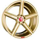 Mb-design kv1 gold glänzend einteilig 9.00 x 20 et 42