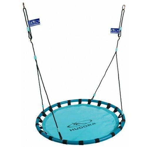 HUŚTAWKA HUDORA GNIAZDO niebieskie 120cm max 120kg pełne siedzisko, 23082374