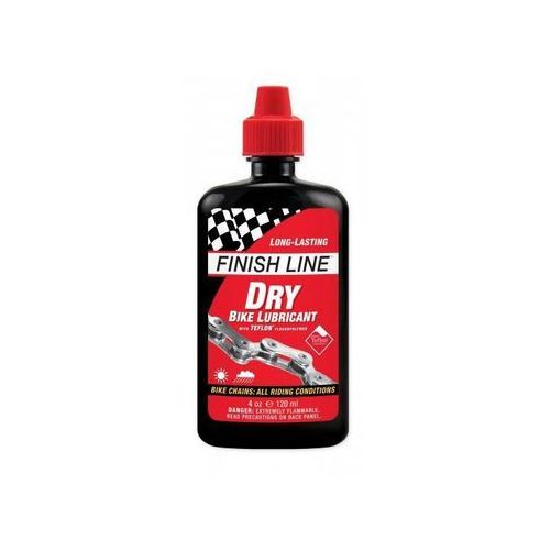Olej Finish Line Teflon Plus Dry Lube 120 ml