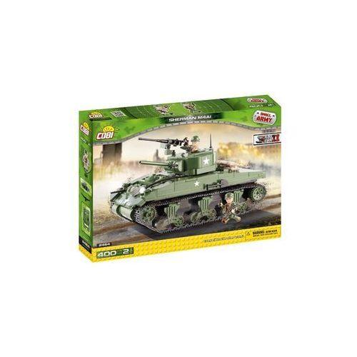 COBI Small Army Sherman COBI Small Army Sherman COBI Small Army Sherman marki Cobi z kategorii: klocki dla dzieci