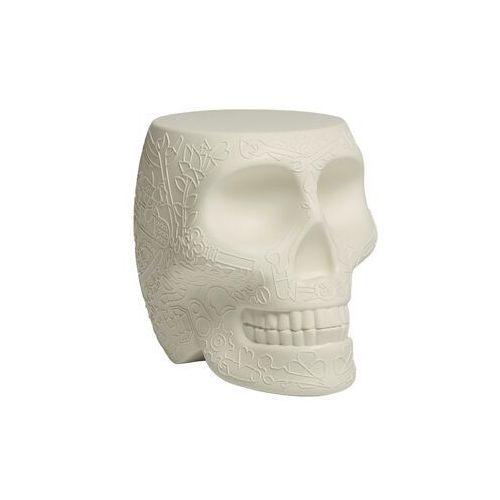 QeeBoo Stołek i stolik boczny MEXICO kość słoniowa 70001AV, 70001AV