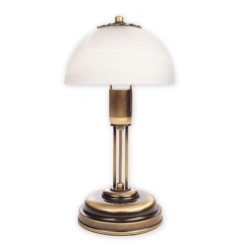 Arkadia lampka stołowa 1 pł. / patyna, dodaj produkt do koszyka i uzyskaj rabat -10% taniej! marki Lemir