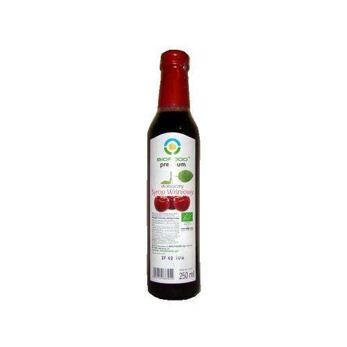 Syrop wiśniowy BIO 250ml, 5907752683954