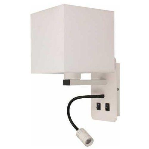 kinkiet/lampa ścienna turid biały 5856102 marki Britop