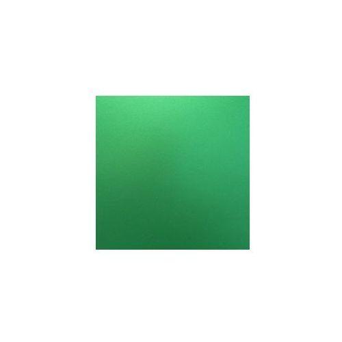 Grafiwrap Folia satynowa matowa metaliczna zielona szer 1,52 mmx16