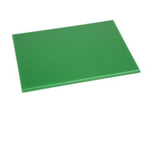 Deska do krojenia | mała | wysoka gęstość | zielona marki Hygiplas