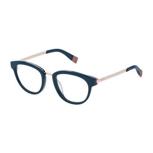 Okulary Korekcyjne Furla VFU027 06MC