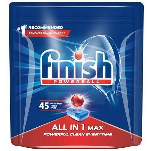 Tabletki FINISH All in 1 Max (45 sztuk) (5900627075946)