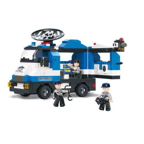 Sluban Police mobilny posterunek policji M38-B0187