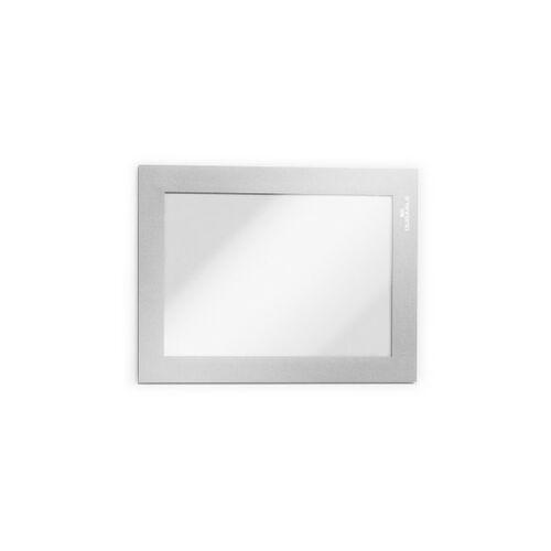Durable Ramka samoprzylepna duraframe / 2 szt. a6 srebrna