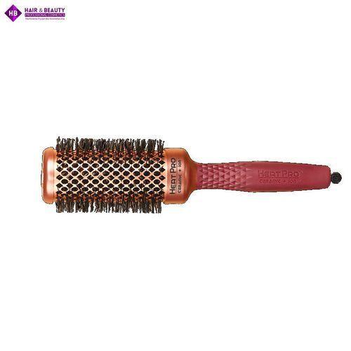 heat pro ceramic + ion szczotka do włosów hp-42 (effortless grip™ergonomic handle) marki Olivia garden
