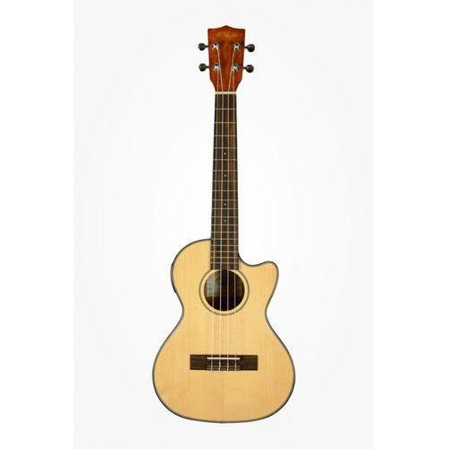 ka stge eq, ukulele tenorowe z pokrowcem marki Kala