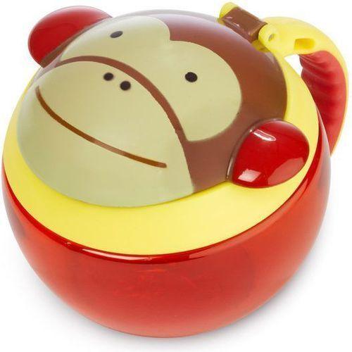 kubek niewysypek zoo małpa   szeroki wybór talerzyków i miseczek   szybka marki Skip hop