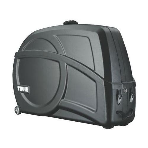 round trip transition kufer transportowy czarny kufry rowerowe marki Thule