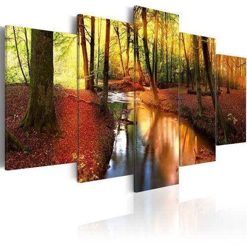 Obraz - Cisza lasu