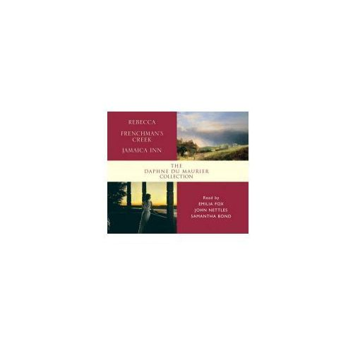 Daphne Du Maurier Collection Audiobook (9781844561872)