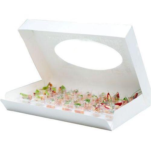 Pudełko transportowe do cateringu L | 550x370x80 mm | 70szt.
