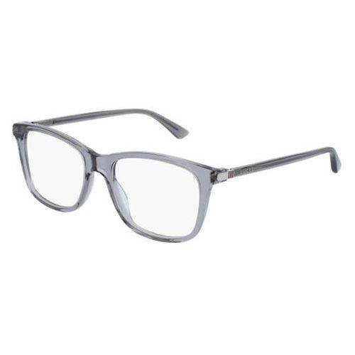 Okulary Korekcyjne Gucci GG0018O 004