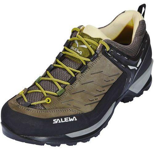 mtn trainer l buty mężczyźni brązowy/czarny uk 9 | eu 43 2019 buty podejściowe marki Salewa