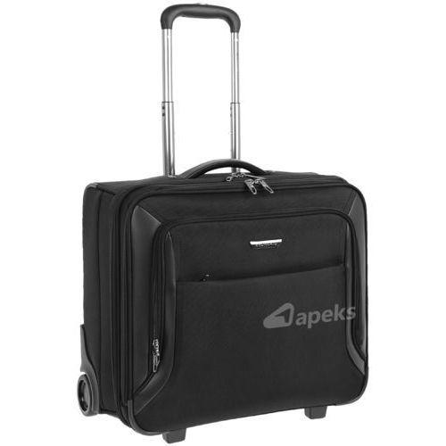 Roncato BIZ 2.0 mała walizka kabinowa 25/49 cm / pilotka na laptopa 17'' / tablet 10''