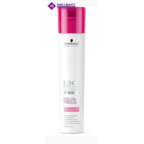bc cell perfector color freeze rich shampoo 250ml w szampon do włosów marki Schwarzkopf